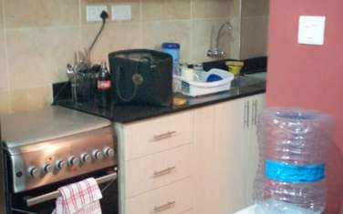Furnished  bedsitter for rent in Nairobi West