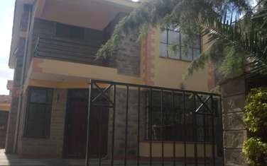 4 bedroom house for rent in Mombasa Road