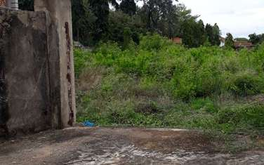1012 m² residential land for sale in Shanzu