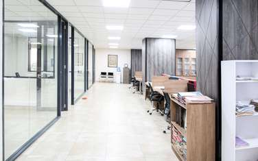 Furnished 3660 ft² office for rent in Waiyaki Way