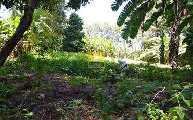 Land for sale in Runda