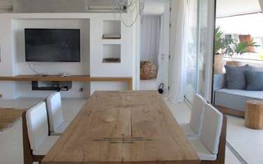 Furnished 3 bedroom apartment for sale in Malindi Town