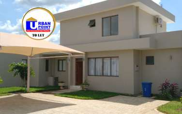 Furnished 3 bedroom villa for rent in vipingo