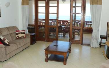 Furnished 3 bedroom apartment for rent in Shanzu