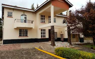 Furnished 4 bedroom house for rent in Nanyuki
