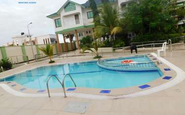 Furnished 4 bedroom apartment for rent in Nyali Area