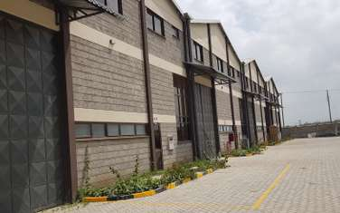 6000 ft² warehouse for rent in Mlolongo