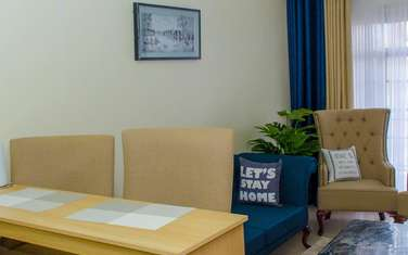 Furnished studio apartment for rent in Ruaka