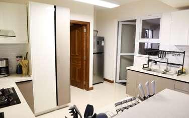 Furnished 4 bedroom apartment for rent in Parklands