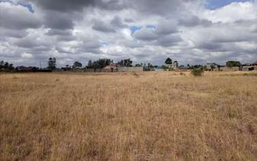 Land for sale in Ruiru