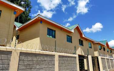 3 bedroom townhouse for rent in Ruaka