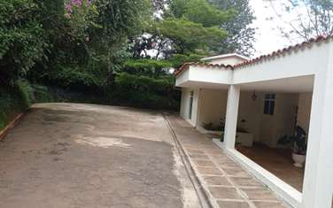 3 bedroom house for rent in Thigiri