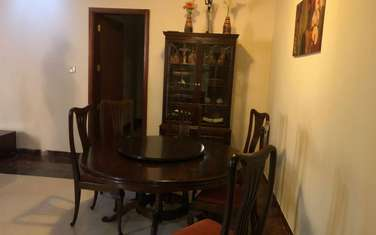 Furnished 4 bedroom apartment for rent in Valley Arcade