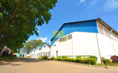 1700 m² warehouse for rent in Thika