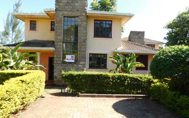 3 bedroom villa for rent in Kiambu Road