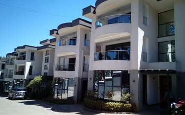 Furnished 5 bedroom townhouse for rent in Lavington