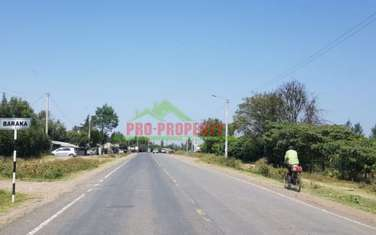 500 m² land for sale in Nanyuki