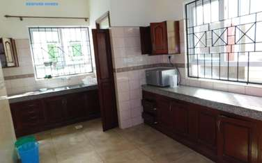 Furnished 5 bedroom villa for rent in Nyali Area