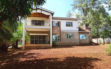 4 bedroom house for rent in Gigiri