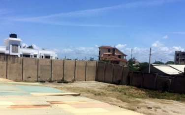 4452 m² commercial land for sale in Bamburi