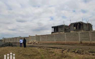 0.42 ha residential land for sale in Kamulu