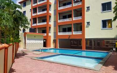 Furnished 3 bedroom apartment for rent in Mtwapa