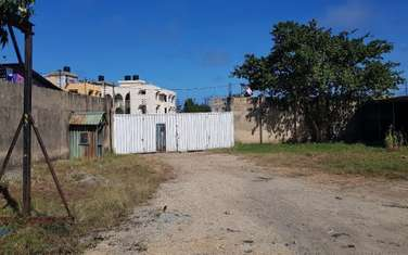 0.45 ha commercial property for sale in Bamburi