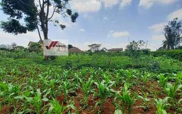 0.5 ac land for sale in Gigiri