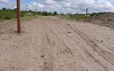 0.045 ha land for sale in Sokoni