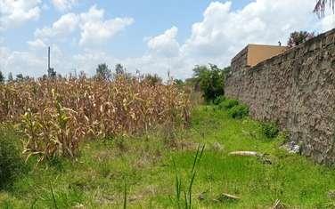 Residential land for sale in Kahawa Sukari