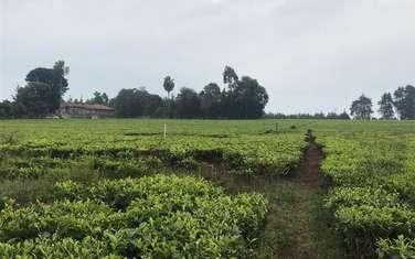 2023 m² residential land for sale in Tigoni