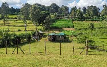 1 ac land for sale in Tigoni