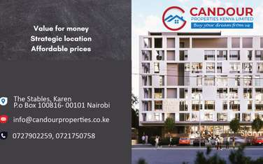 60 ft² commercial property for sale in Ngong Road