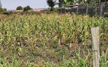 0.125 ac residential land for sale in Kiserian