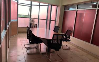Furnished 400 m² office for rent in Kilimani