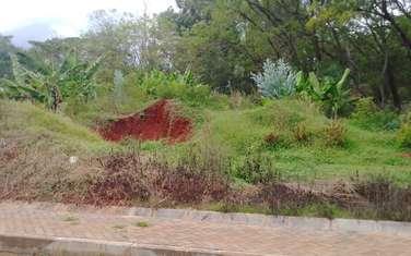 2023 m² residential land for sale in Garden Estate