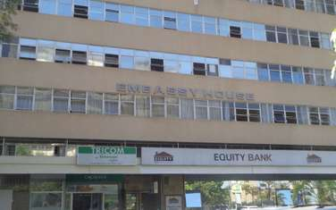 Furnished  office for rent in Nairobi Central