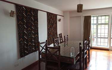 Furnished 5 bedroom apartment for rent in Lower Kabete