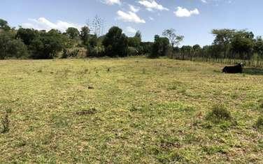 3 ac land for sale in Nanyuki