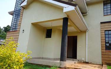 5 bedroom townhouse for rent in Kitisuru