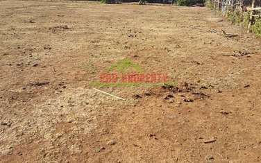 700 m² residential land for sale in Kikuyu Town