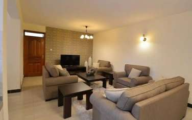 furnished 3 bedroom apartment for rent in Riara Road