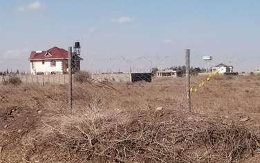 1000 m² residential land for sale in Mlolongo