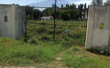 1.16 ac residential land for sale in Nyali Area