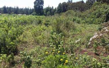 2024 m² residential land for sale in Kikuyu Town