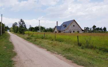 4200 m² land for sale in Nanyuki