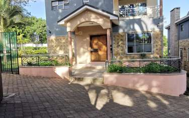 4 bedroom villa for rent in Westlands Area