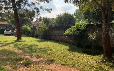 2631 m² land for sale in Loresho