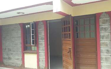 Bedsitter for rent in Kihara