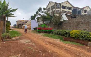 0.0623 ha commercial land for sale in Kikuyu Town